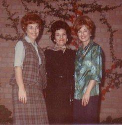 Aunt Monty, Granny, & Aunt Della