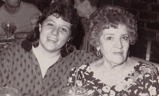 Amy & Granny