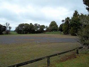 It's a field!