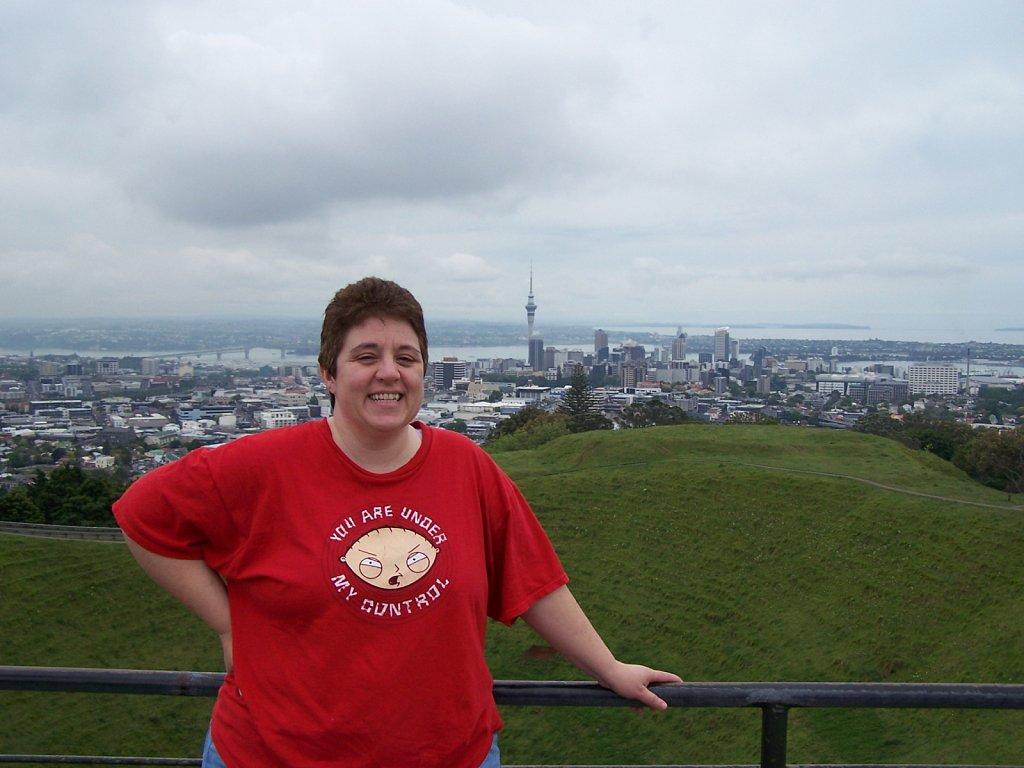 Amy @ Mt Eden